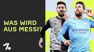 Das große Lionel Messi Update! Hat Barca noch eine Chance? City? Inter? PSG?