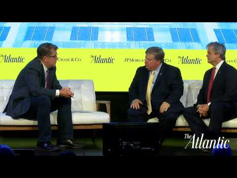 Leading the Way / Business of Green: An Atlantic Forum
