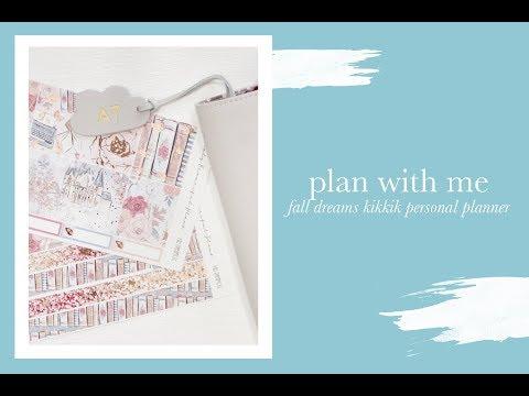 Kikki K Personal Rings Plan With Me Jan 2019