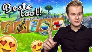 DE BESTE LOOT DIE JE NODIG HEBT OM TE WINNEN!! - Fortnite Battle Royale (Nederlands)