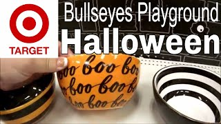 NEW Target Bullseyes Playground HALLOWEEN with DPCI Codes!