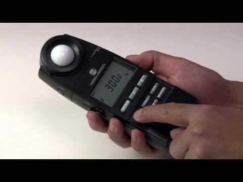 Light Measurement with the T-10A Illuminance Meter - Konica Minolta Sensing Americas