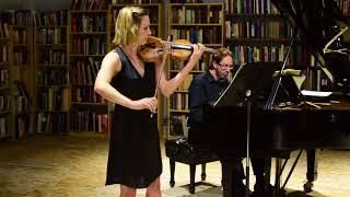Mozart Sonata in E minor K. 304 - Allegro