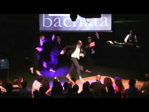 Extremos Salsa 10 Yr Anniversary - Performance By Maykel Fonts (Cuba)