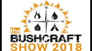 The Bushcraft show 2018 - pár střípků ze skvělé akce