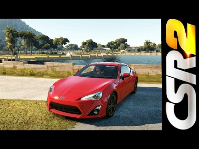 CSR 2- Toyota GT 86 Best Tune with Fusion Parts