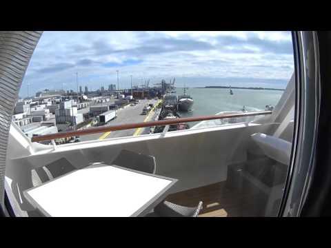 Azamara Journey Club Ocean Suite Tour in 1080p