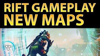 Planet Destiny: Rift Explained & New Maps (DeeJ Interview)
