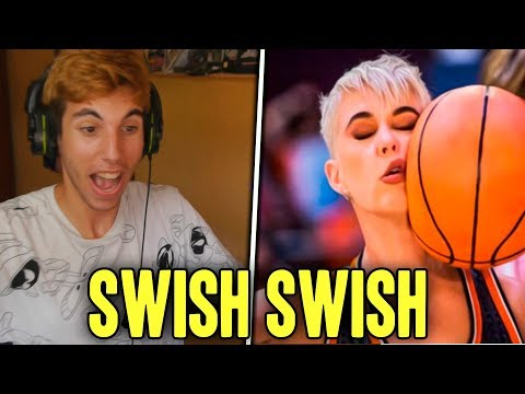 Katy Perry - SWISH SWISH (Official) ft. Nicki Minaj (REACCIÓN)