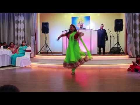 Sajda - Kathak Semi-Classical Dance