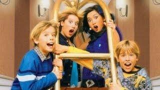 Сериал Disney - Все тип-топ, или жизнь Зака и Коди (Эпизод 1 Cезон 1)