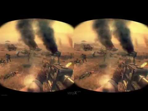 Black Ops 2 in Virtual Reality with Oculus Rift DK2 OMG!!