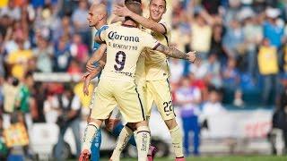 Gol de Darío Benedetto - Cruz Azul 0 Vs 2 América
