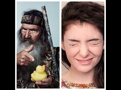 Lorde Royals (Duck Dynasty) PARODY