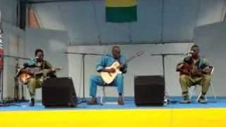 AFRICAN FESTIVAL '08 YOKOHAMA~GUINEAN  MUSIC