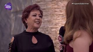 Vilma Cintas no Saber Viver do SBT