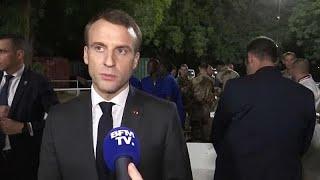 Macron: Frankreich braucht Ruhe