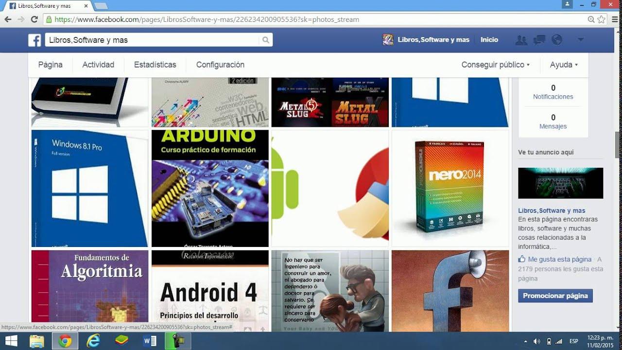 Página Para Descargar Libros De Informática.