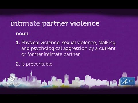What is Intimate Partner Violence?