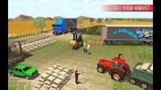 Farmer Simulator Tractors games