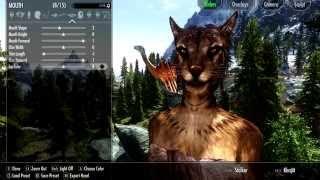 Skyrim: Building Faces - The Stalker