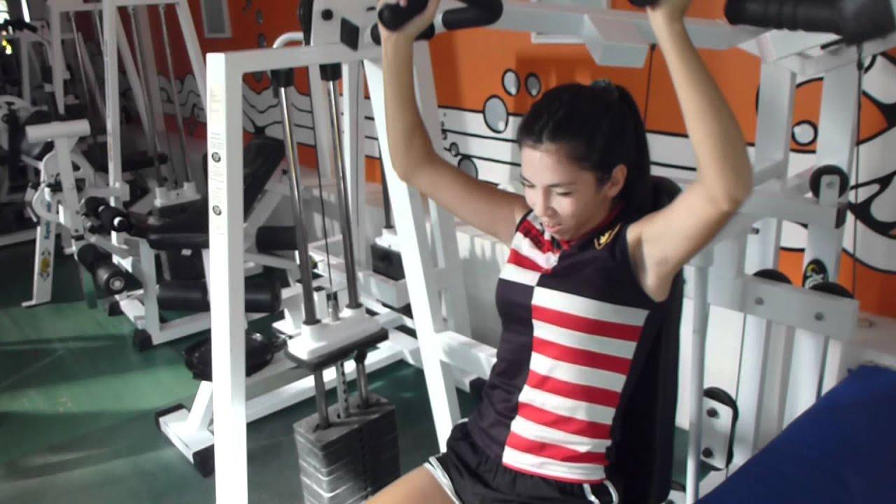 Entrenamiento 24 03 12 fortalecimiento general for Maquinas de musculacion