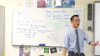 Formal Geometry Proofs (2 of 3: Investigating angles in triangles)