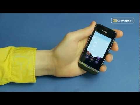Видео обзор Nokia Asha 311 от Сотмаркета