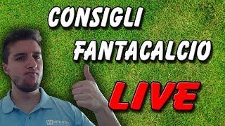 Consigli fantacalcio 33^ giornata serie a live [parte 2]