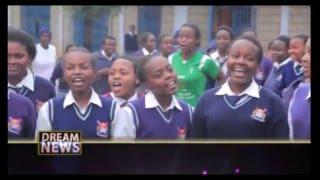 YOUTH TV DREAM NEWS -NEMBU GIRLS SCHOOL CHOIR 2016