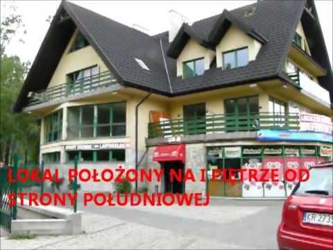 Do Wynajęcia Lokal Zakopane Ul Nowotarska 79 Remax Duo Youtube