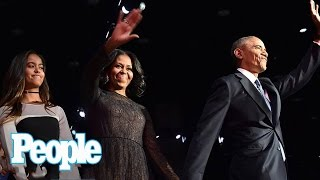President Obama's Farewell Address: Top 3 Memorable Moments | People NOW | People