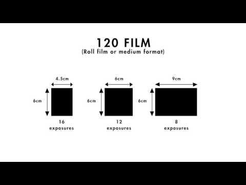 2  Introduction to Film Formats