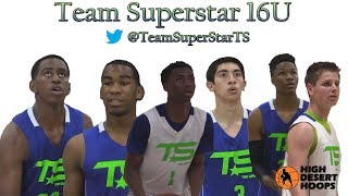 Team Super Star: 16U Battle At The Beach Runner Up