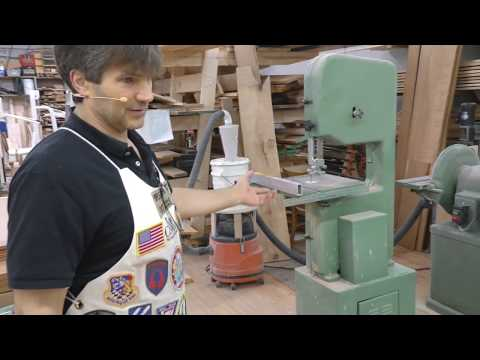 Top 4 Woodworking Machines, Rob Cosman's Opinion