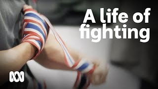Finding happiness through a life of fighting #YourSportStory