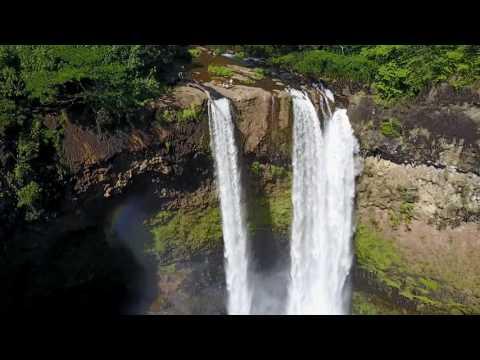Mavic Wailua Falls Hawaii