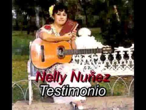 Testimonio Hna.  Nelly Núñez