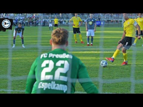 Testspiel: Preußen Espelkamp - DSC Arminia Bielefeld