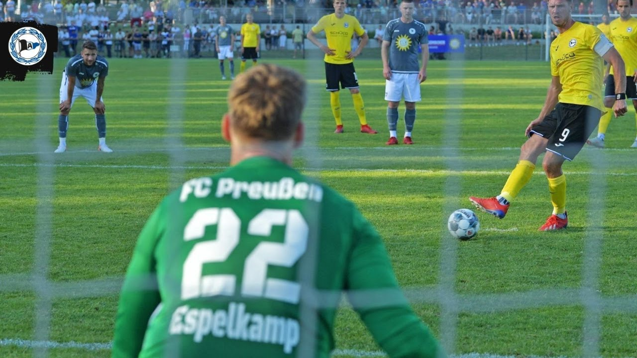 Testspiel Arminia Bielefeld