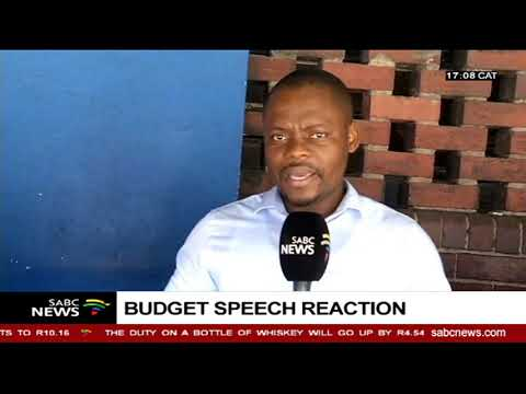 KwaZulu-Natal: Public reaction to Budget 2019