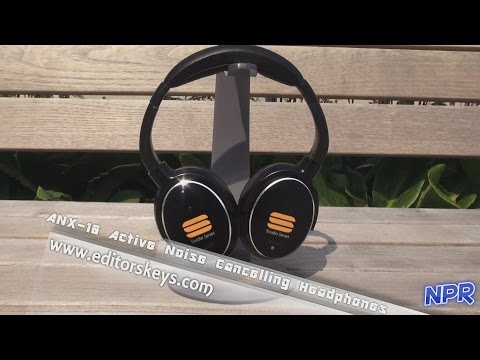ANX-10 Active Noise Cancelling Headphones Review