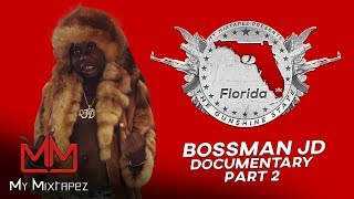 Bossman JD - I like to sit in the tub and have two girls feeding me grapes when I write [Part 2]