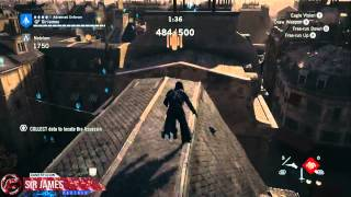 Assassin's Creed Unity Helix Rift Part 3 Belle Epoque - Tornado