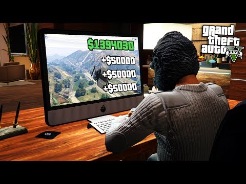 Hackers and Modding on PC GTA Online