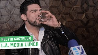Kelvin Gastelum talks Robert Whittaker, Moving Back to Welterweight & Beating up his Cousins