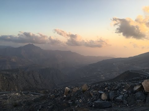 Jabal Jais Mountains, Ras Al Khaimah, UAE (HD)