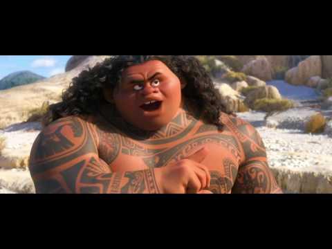 Moana - 05 de Janeiro nos Cinemas - ''Maui na área''