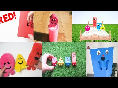 Mr Maker Shapes Come To Town Insane Toys! | Compilation!