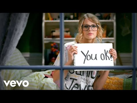 Taylor Swift-You Belong With Me 歌詞+中譯